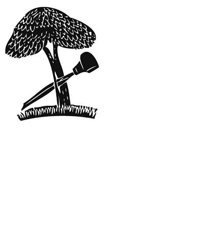 Eric Gill logo Society of Wood EngraversLs