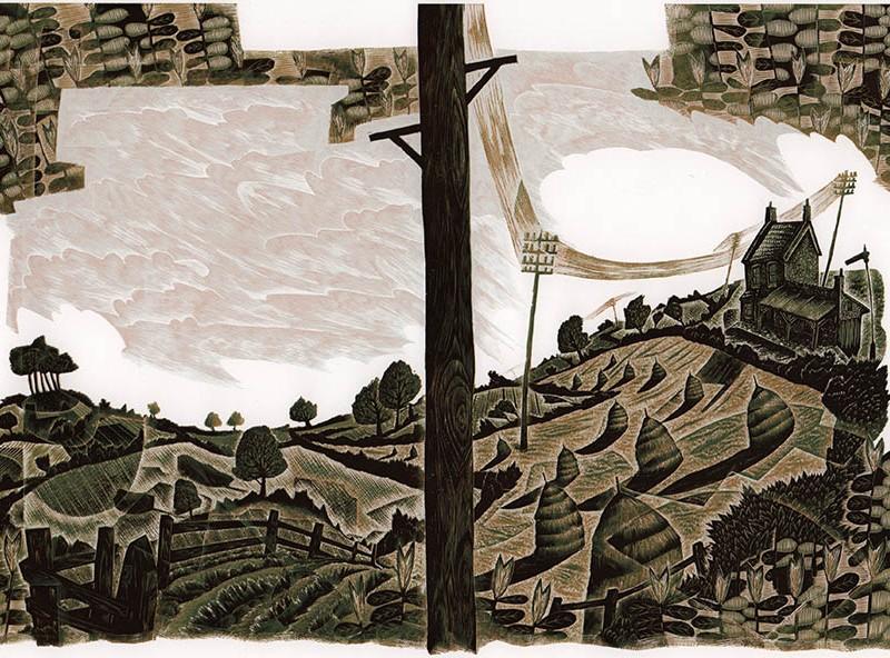 Bousfield, Neil Edward Thomas-A Landscape Journey
