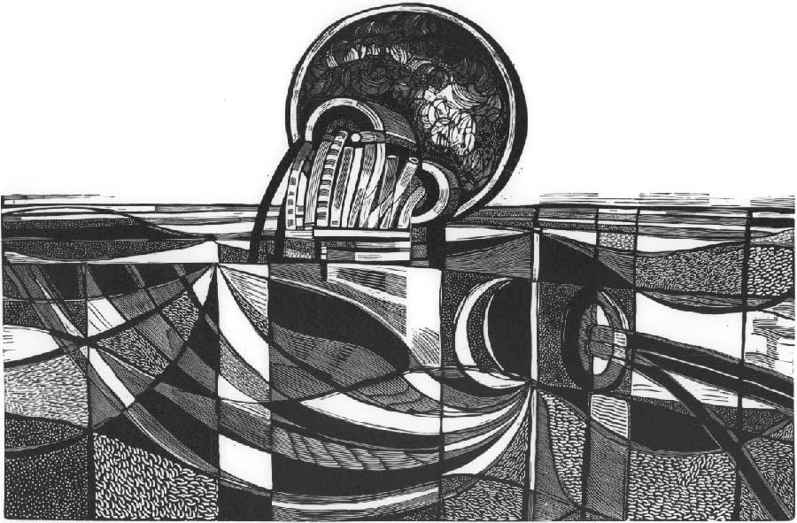 Garrick Palmer, Circular Forms 3